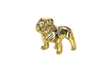 Mack Bulldog Lapel Pin