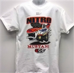 Youth Nitro Mustang Tee