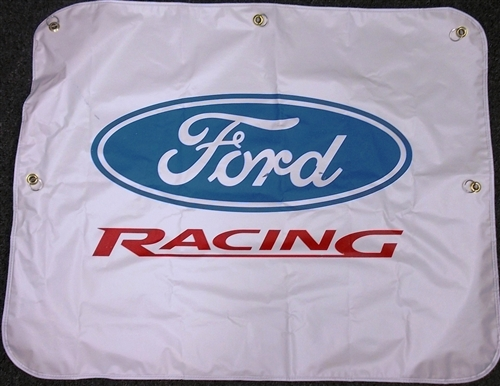 Ford Racing Tire Sun Shade
