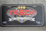 Tasca Racing Family Logo License Plate