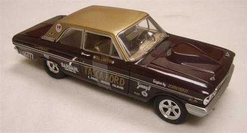 Tasca Ford Parts >> Bob Tasca Iii Autographed 1964 Tasca Ford Thunderbolt Diecast Car